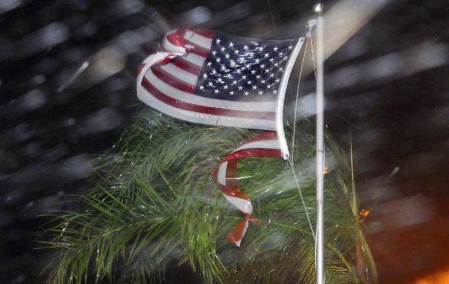 Uraganas Metju Floridoje