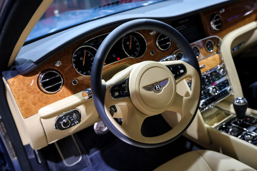 """Bentley Mulsanne Speed"""