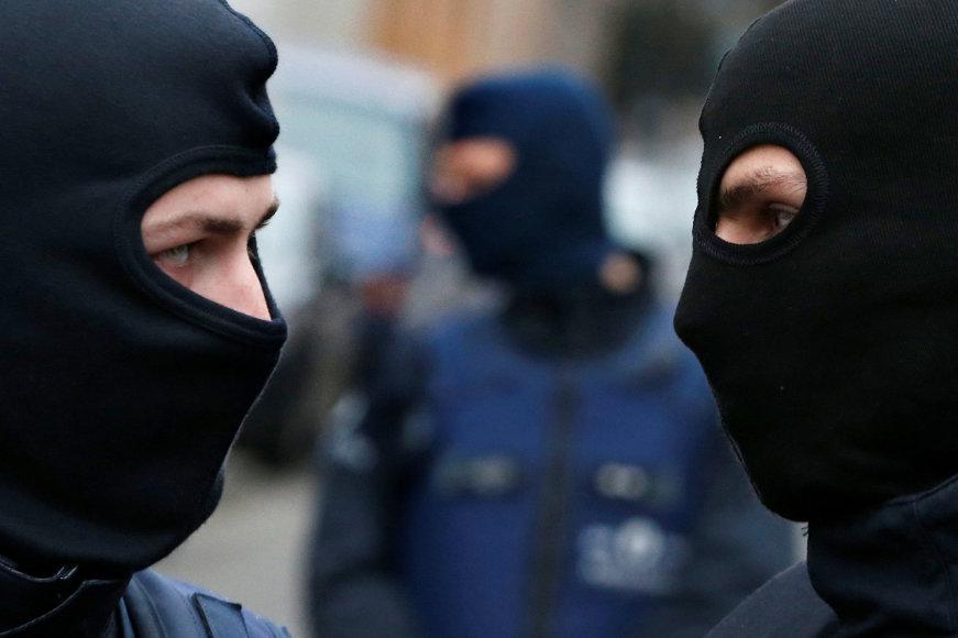 Belgijos pareigūnai