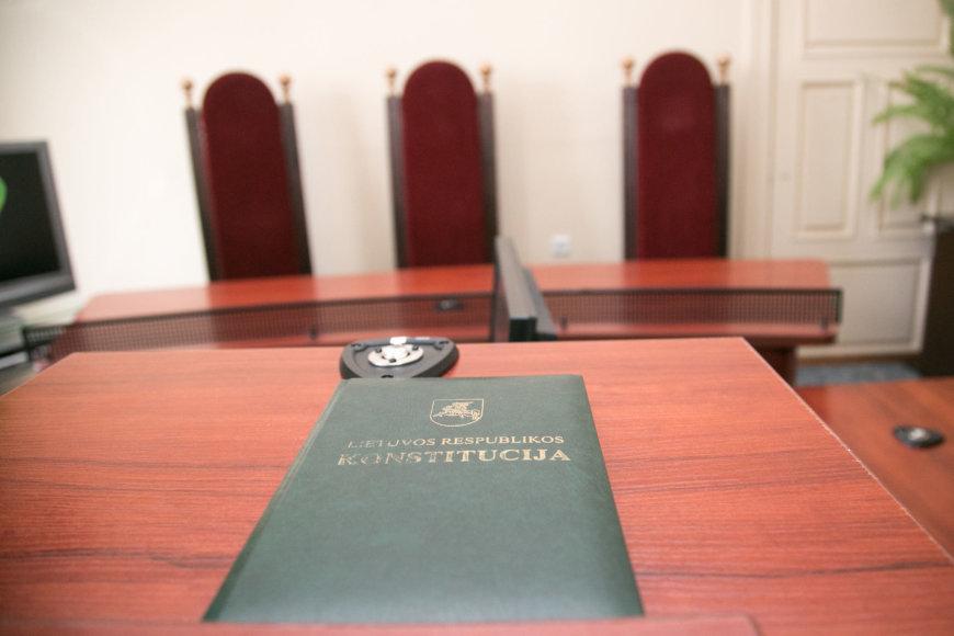 LR konstitucija