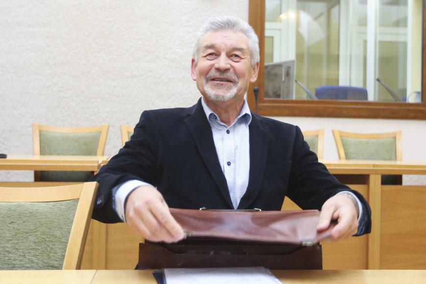 Konservatorių Priežiūros komitetas aiškinasi Juozo Pundziaus turtų kilmę