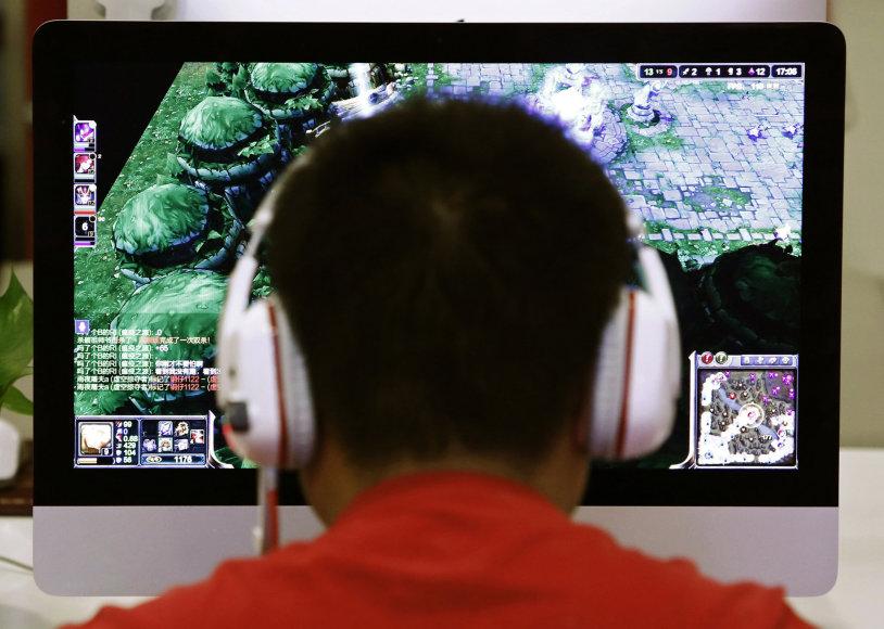 Kompiuteriniai žaidimai