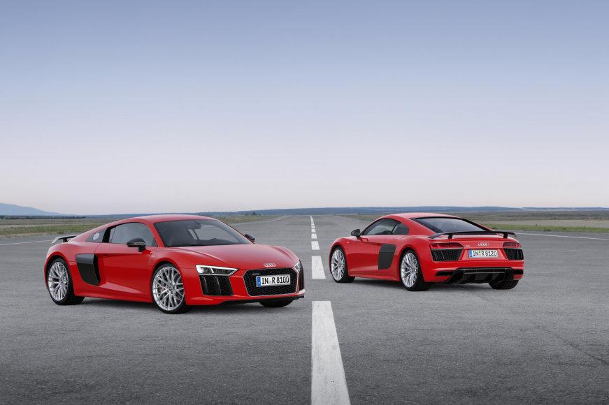 "Naujasis ""Audi R8"""