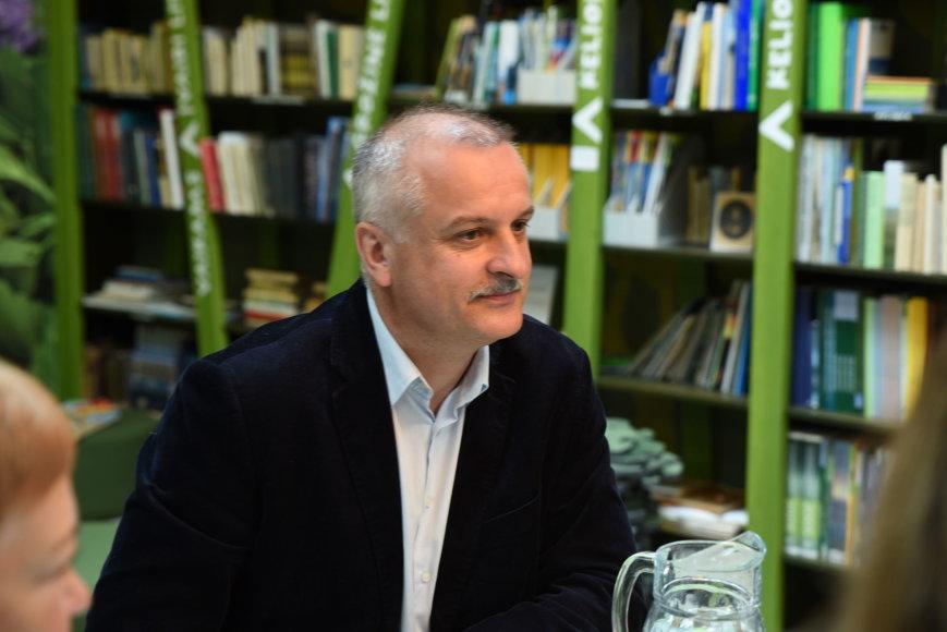 Albertas Stanislovaitis, Valstybinės saugomų teritorijų tarnybos prie Aplinkos ministerijos direktorius