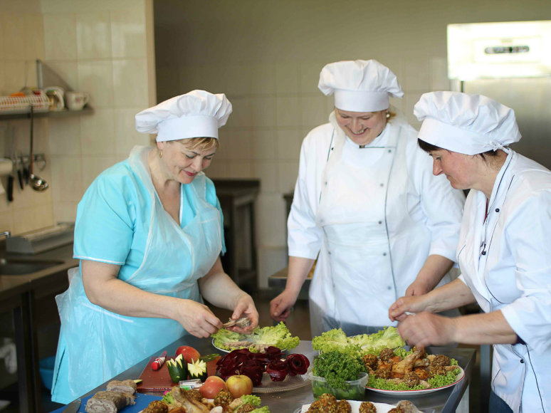 """""""Brožių virtuvė"""" - sėkmingo kaimo bendruomenės verslo pavyzdys"""
