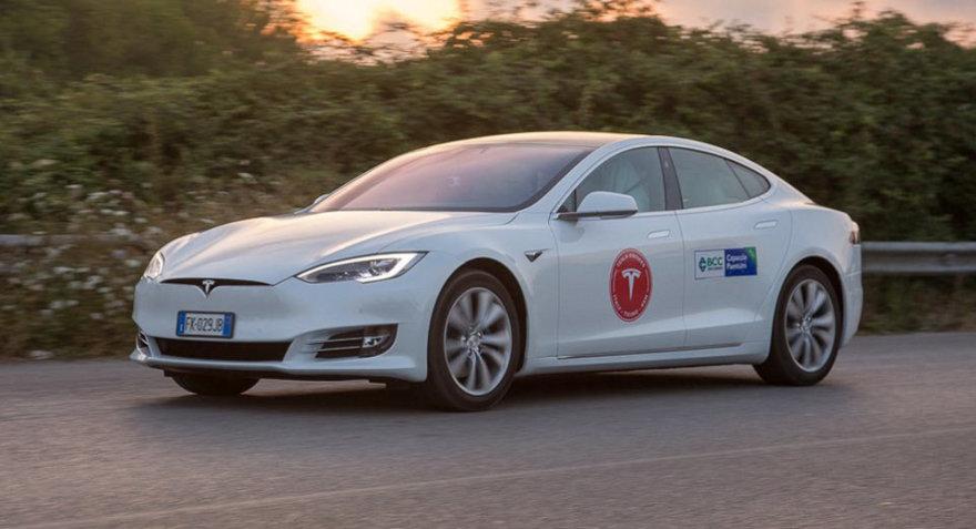 """""""Tesla Model S 100D"""""""