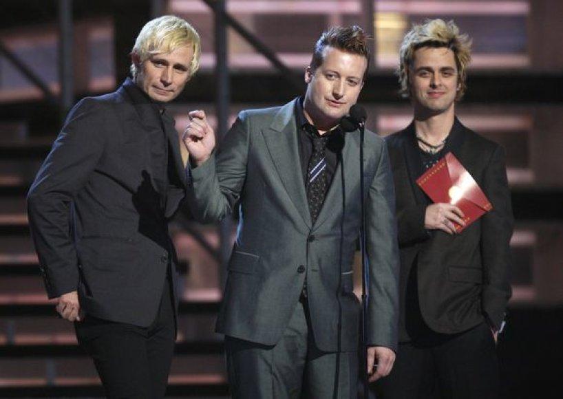 """Grupė """"Green Day"""""""