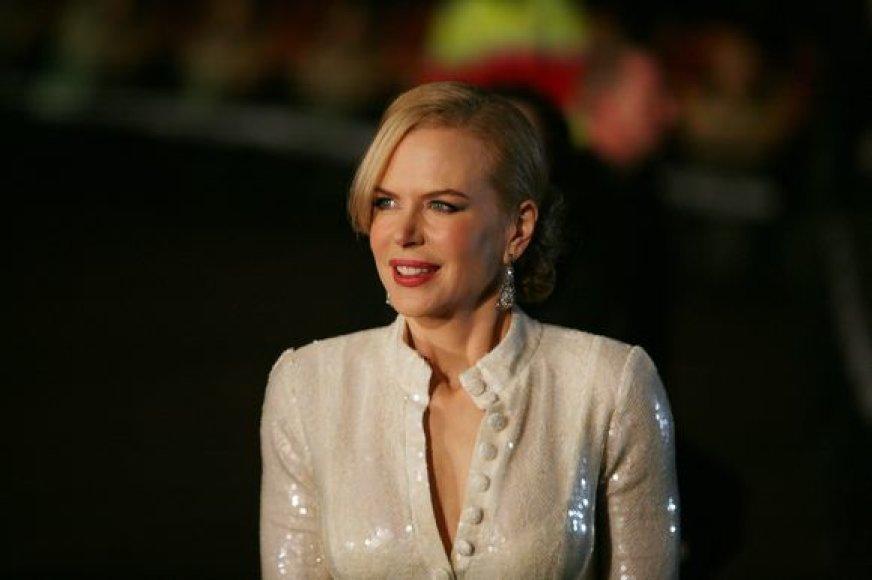 41 metų Nicole Kidman