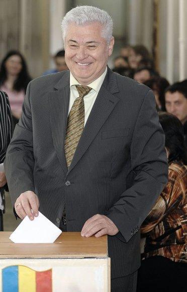 Moldovijos prezidentas Vladimiras Voroninas