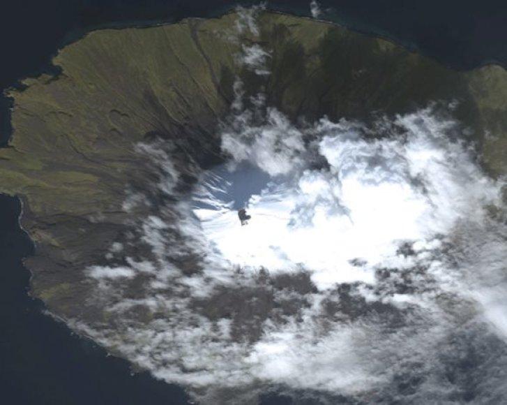 Klyvlando ugnikalnis