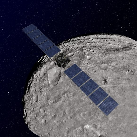Asteroidas Vesta