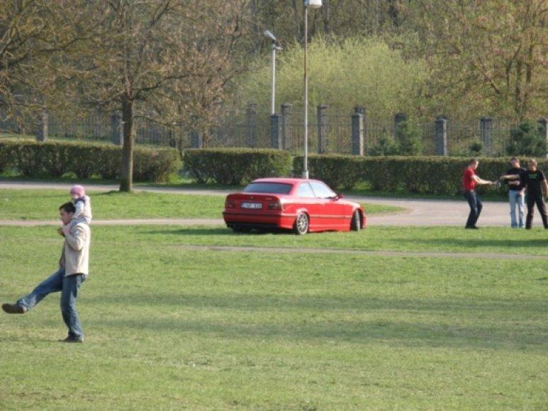 BMW Vingio parke