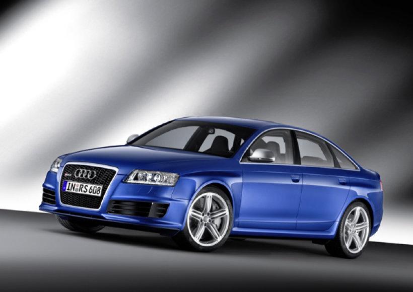 Audi RS 6 sedanas