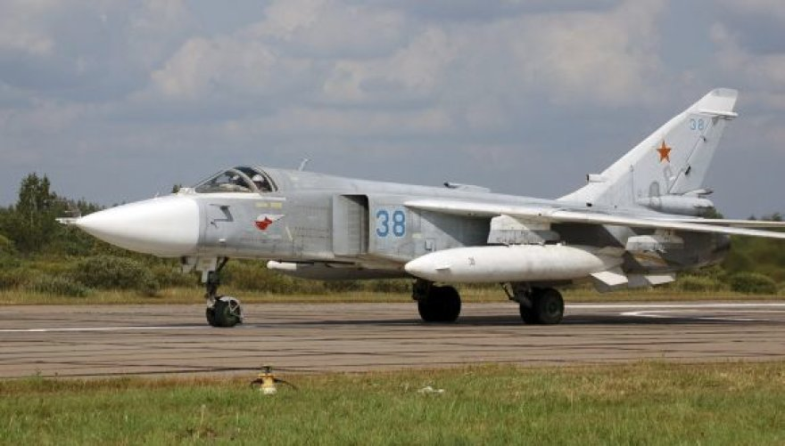 Bombonešis Su-24
