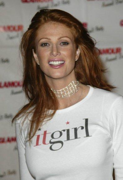 Aktorė Angie Everhart