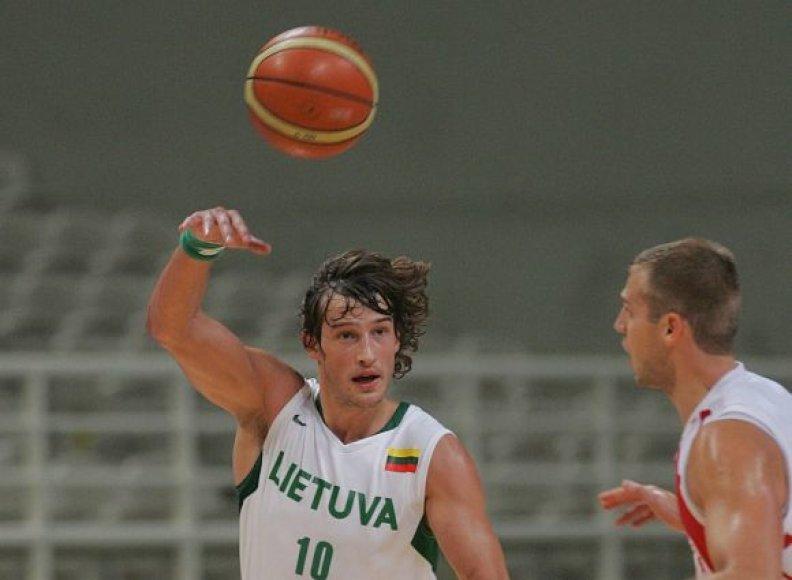 Rungtynės Lietuva-Rusija