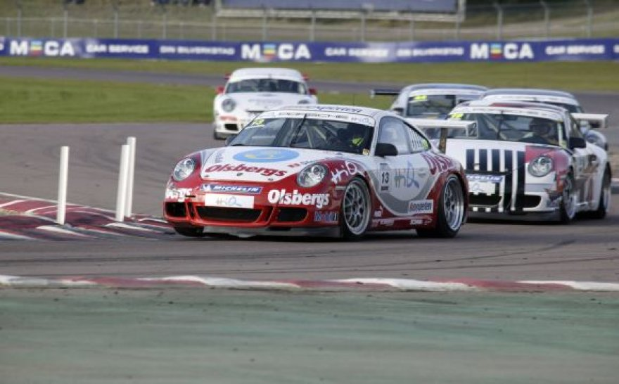 """Carrera Cup Sandinavia"" lenktynės"