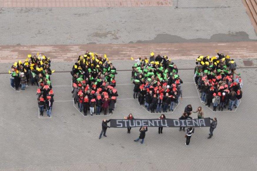 Studentų diena Panevėžyje