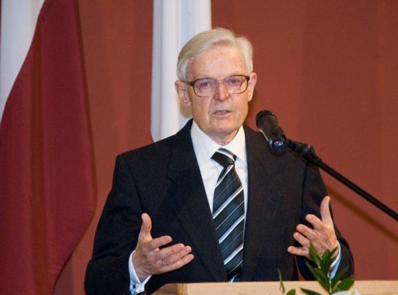 Baltijos asamblėjos apdovanojimai, Leonardas Sauka