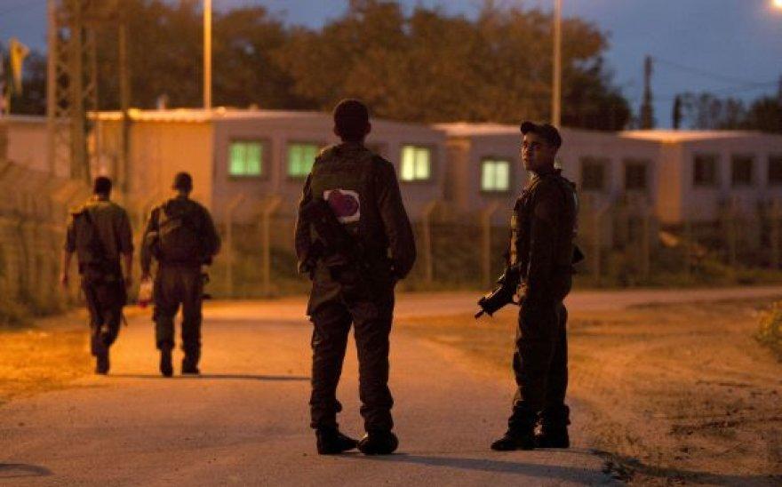 Izraelio kariai prie Gazos sektoriaus