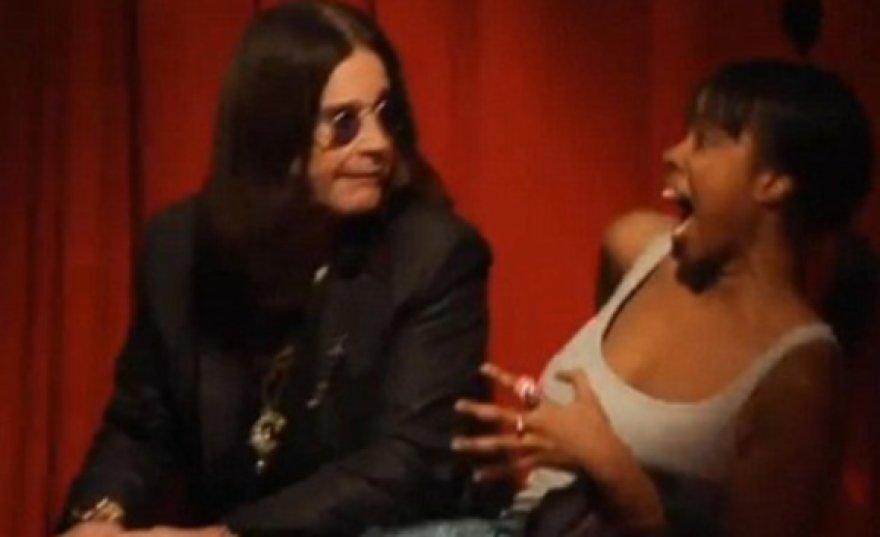 Ozzy Osbourneas muziejuje