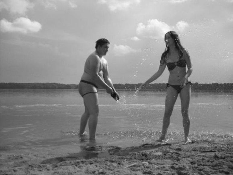 Bikini porelė: Dovilė ir Vidas
