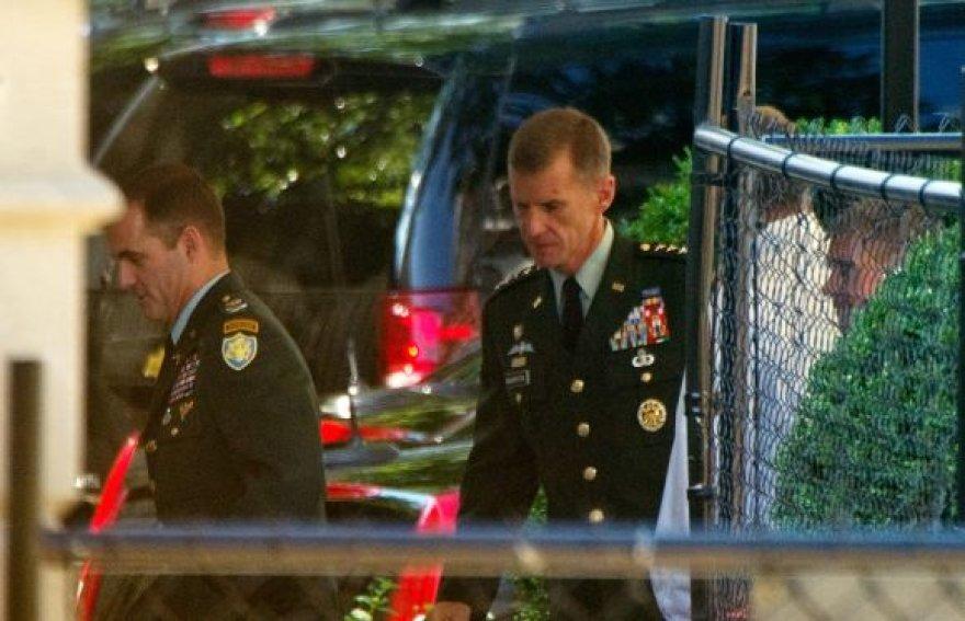 S.McChrystalas