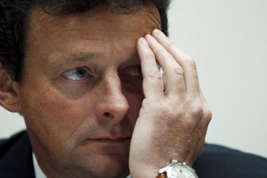 Tony Haywardas, BP vadovas