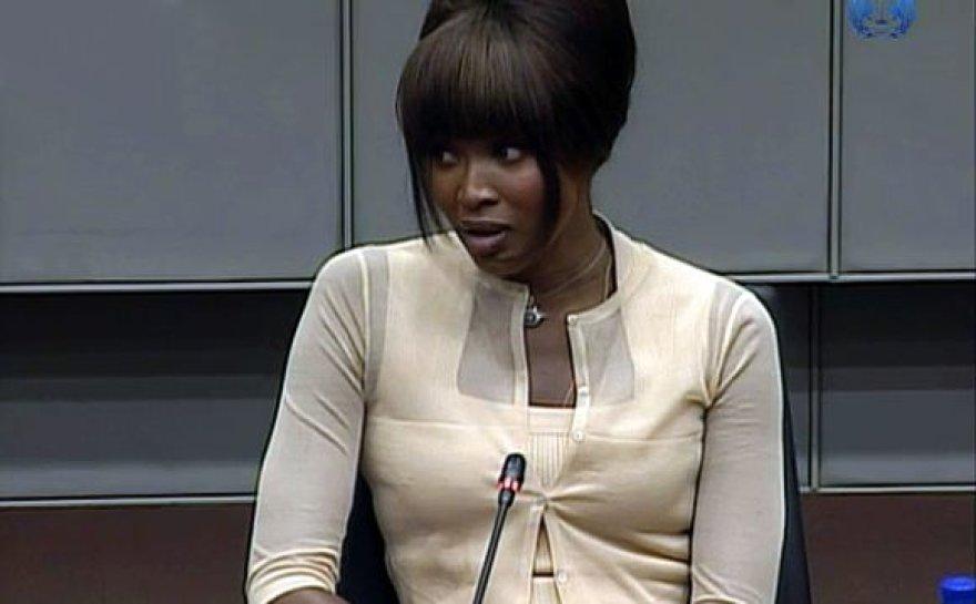 Naomi Campbell teisme