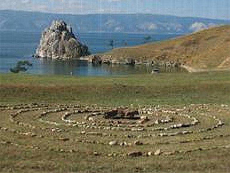 Olchono sala Baikalo ežere