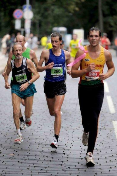 """""""Vilniaus maratonas""""  2010"""