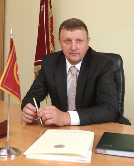 Vitalijus Gailius, FNTT vadovas