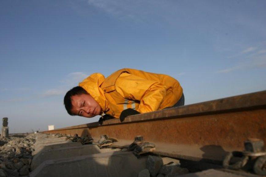 Tibeto geležinkelis