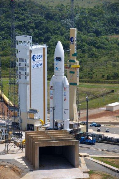 """Raketa """"Ariane"""""""