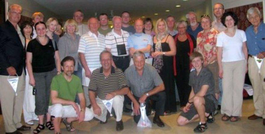 Susitikimas su lietuvių bendruomenės atstovais Buenos Airėse