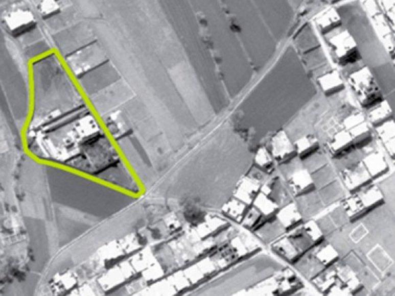 Osamos bin Ladeno namai Abbottabade