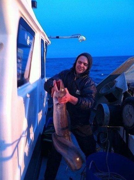 Mindaugas ir jo jūros ungurys