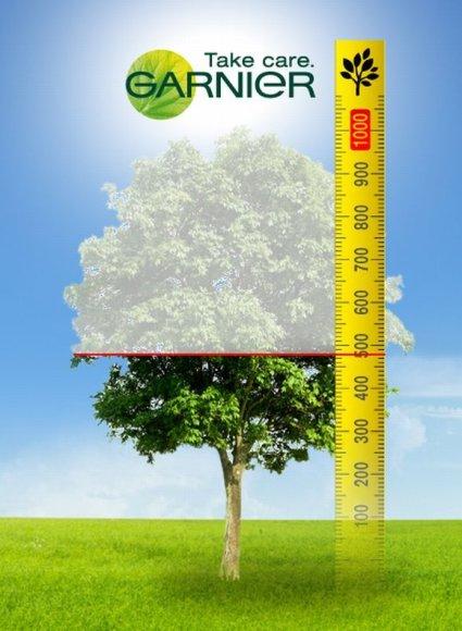 Garniertree (akcijos medis)