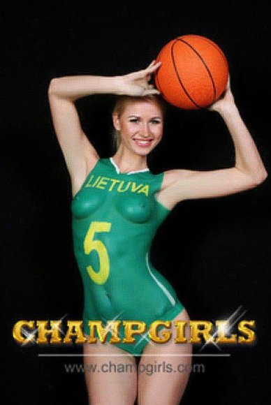 Champgirls.com iliustracija
