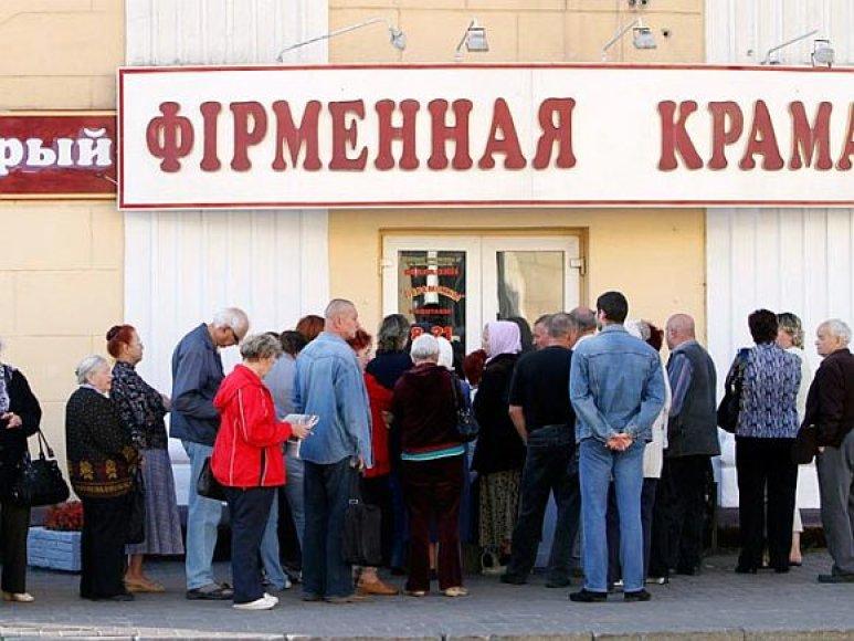 Mėsos krizė Baltarusijoje
