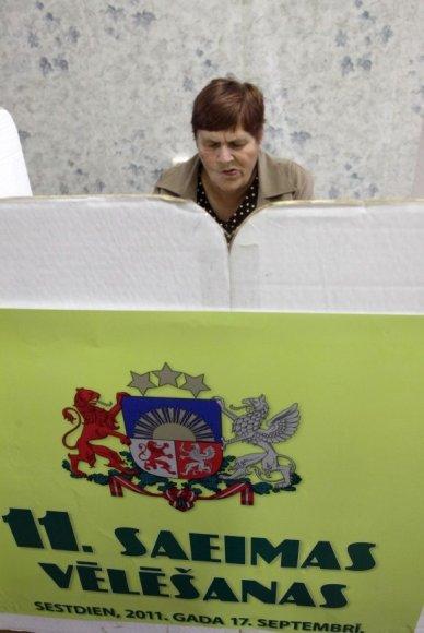 Latvijos Seimo rinkimai