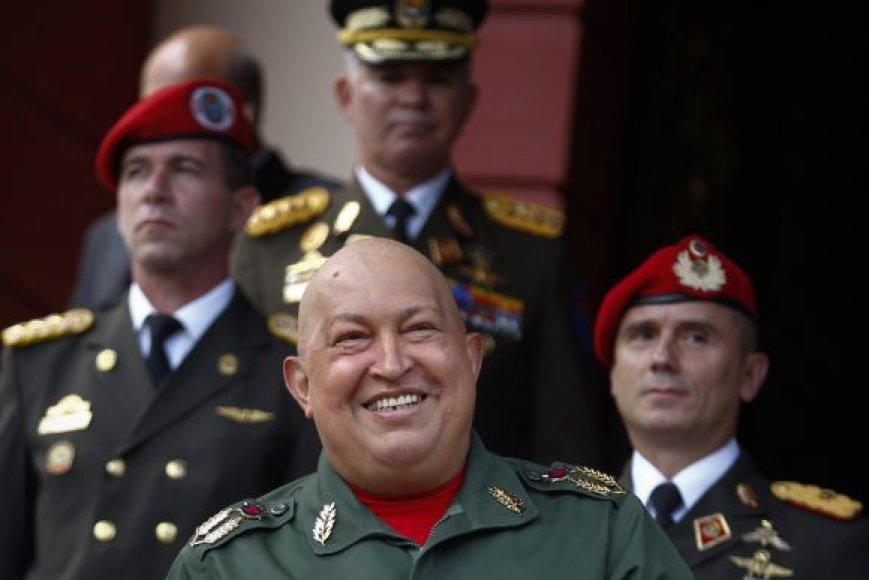 Hugo Chavezas 2011 m. spalio 3 d.