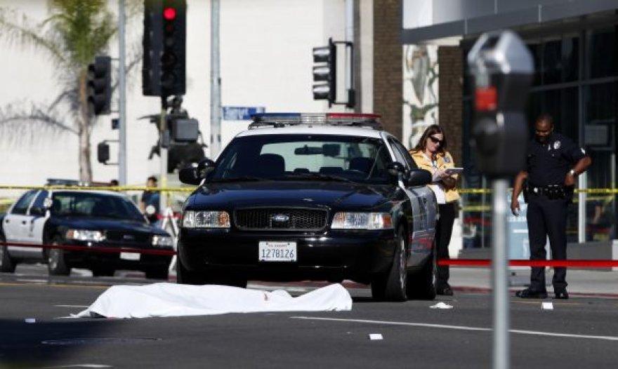 Susišaudymas Holivude