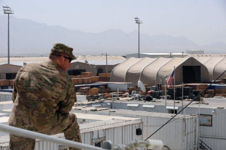 Bagramo karinė bazė