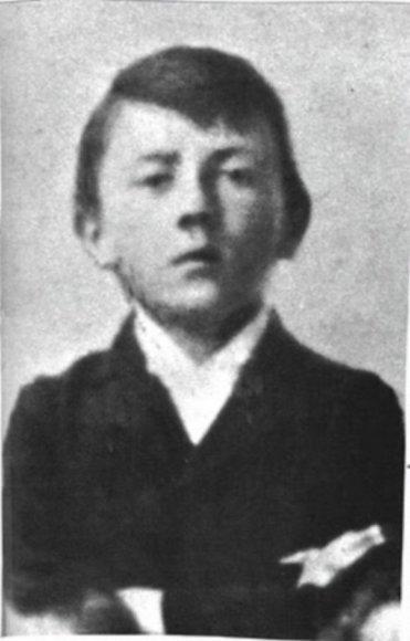 Adolfas Hitleris vaikystėje