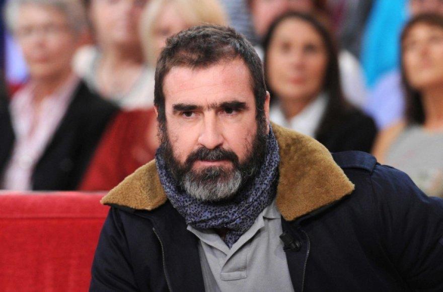 Ericas Cantona