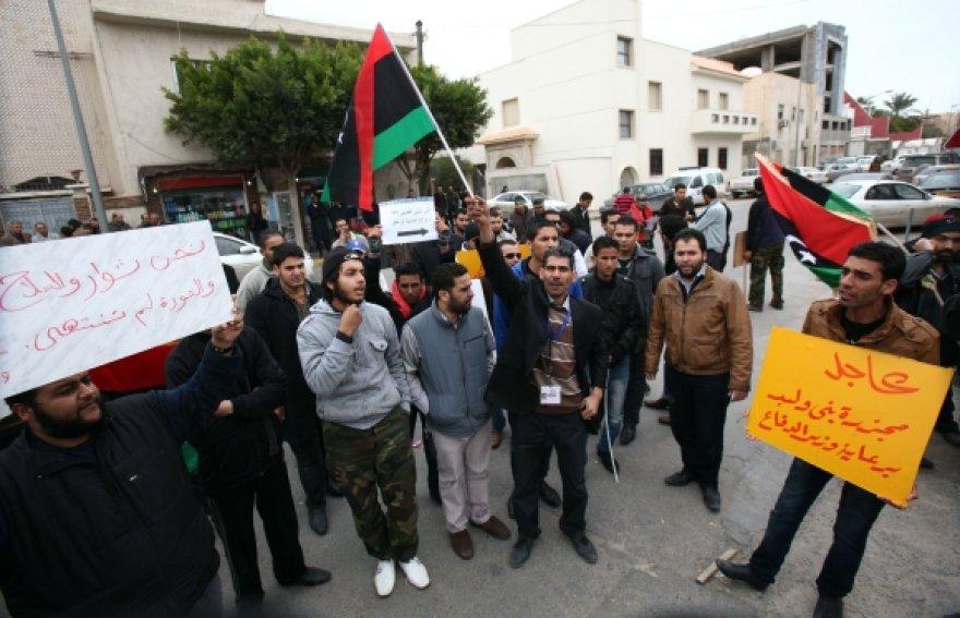 Libijos piliečiai birželį rinks parlamentą.