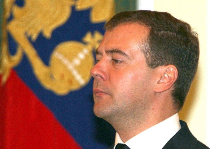 D.Medvedevas