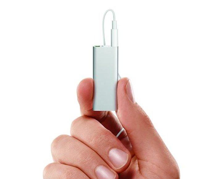 """Naujasis """"iPod shuffle"""""""