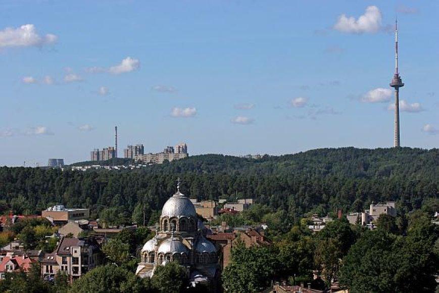 Pasak specialistų, aukščiausias Lietuvos statinys pradėjo svirti į šiaurės rytų pusę.